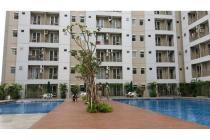 Dijual apartemen 2 Bedroom lantai rendah View Pool di OAK Tower