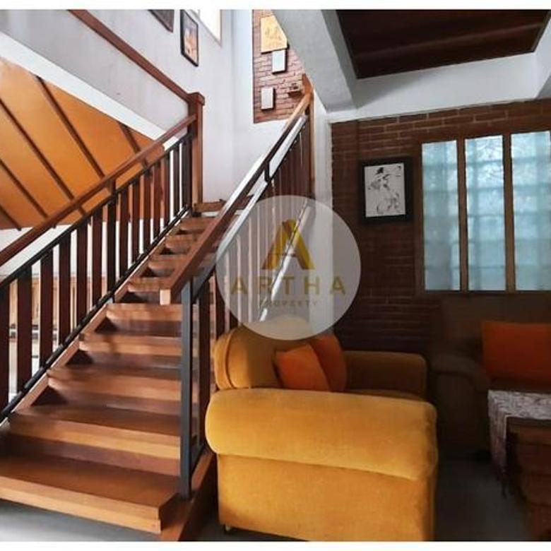 Rumah Siap Huni Full Furnished Setiabudi Regency
