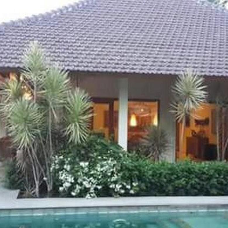 Dijual Cepat BU Tanah Bangunan Canggu Bali Lokasi Strategis
