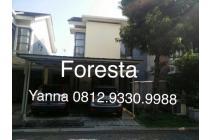 Rumah Dijual Foresta Bsd City Serpong Tangerang