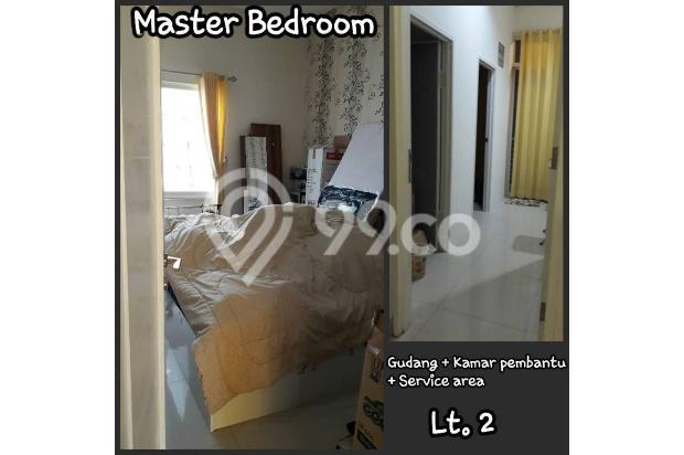 Dijual murah rumah mewah di Perumahan Puri Mansion Kembangan Jakarta Barat. 14418995