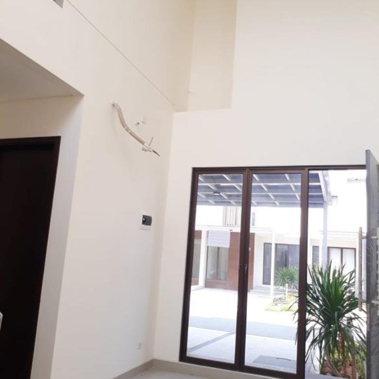 Di Jual Rumah Cluster Shinano 2 lantaim Jakarta Garden City
