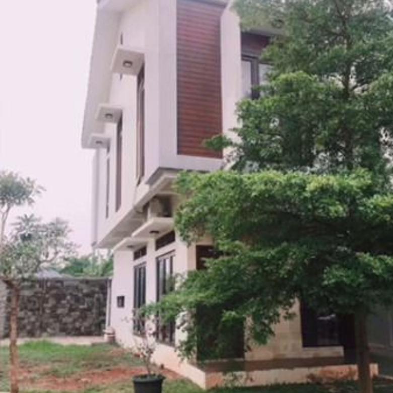 Rumah Strategis Hook Pondok Nurul Fikri Kelapa Dua Cimanggis