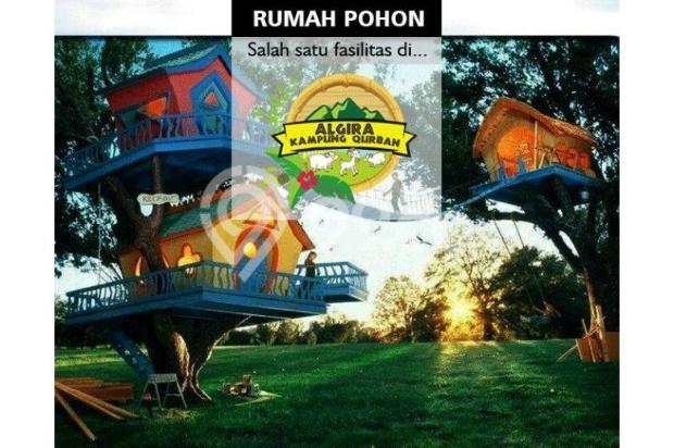 Kavling Wisata ternak di Bogor Algira Kampung Qurban 12640484