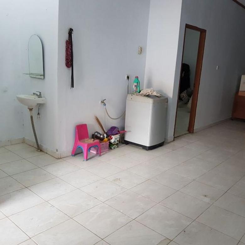 Murah rumah 1 lantai di Poris Indah dekat stasiun dan jalan toll