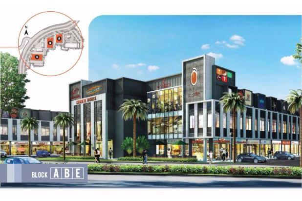 Ruko West Park Cocok untuk Investasi 13961175