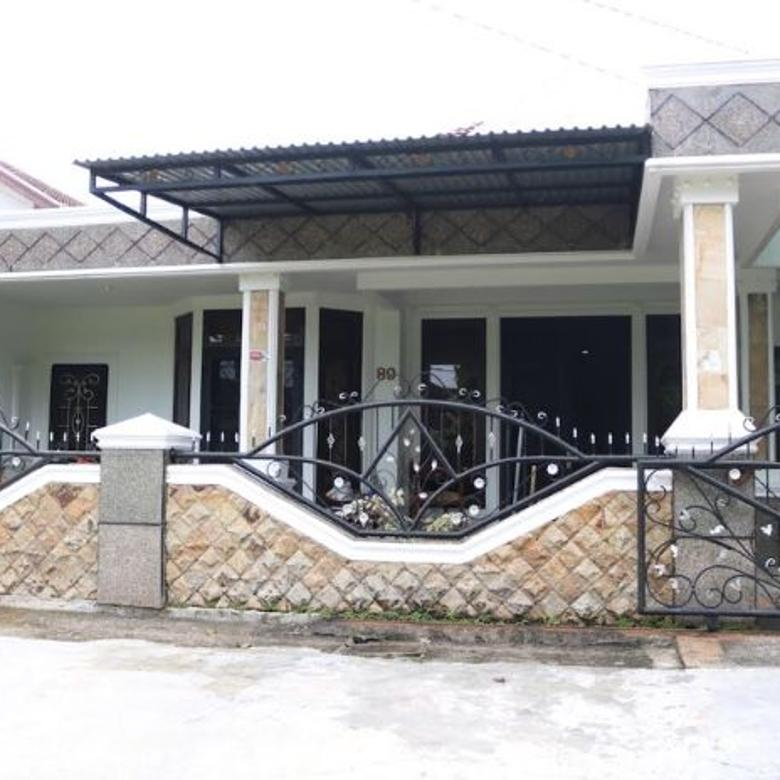 Dijual Rumah Vila Komplek Tasbi II Blok 3 Medan -R-0137
