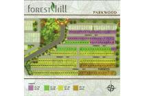 FOREST HILL perumahan dekat station parung panjang