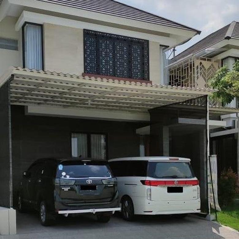 Rumah Modern Minimalis MURAH Citraland North West Lake NE7, Surabaya