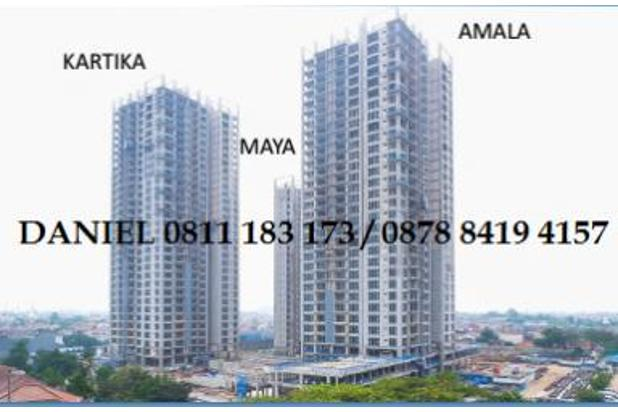 Rp7,75mily Apartemen Dijual