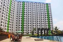 dijual apartemen green lake view full fasilitas
