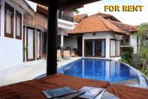 Di Sewakan Villa Full Furnish di Babakan Canggu, Kuta Utara Bali