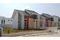 Rumah Hoek Terdepan type 45/240 Citra Indah Cibubur Cileungsi Bogor
