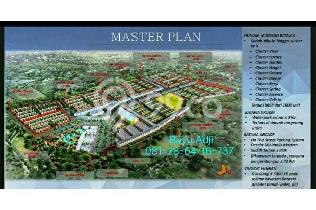grand Batavia cadas kukun Tangerang 2lantai murah 15423933