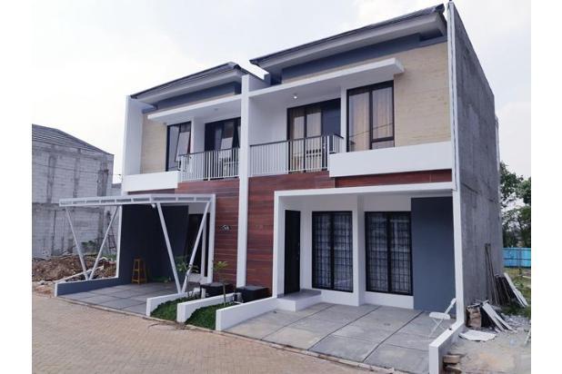 Dijual Rumah Murah Dekat Kawasan CBD Bintaro Jaya 2 Lantai 3