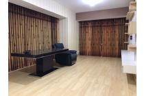 U Residence Tower 1 - 2BR Fully Furnished Lantai Kayu Parket, Golf View