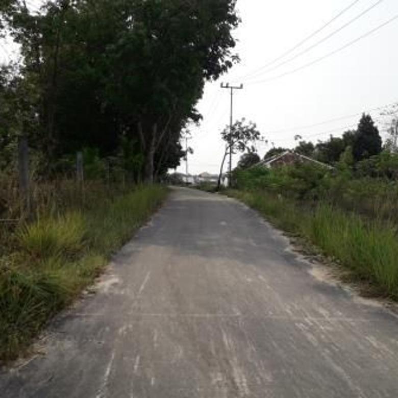 Tanah Perumahan Strategis Tengah Kota Pekanbaru