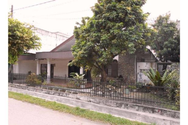 rumah dijual jl. bambu 6 medan timur