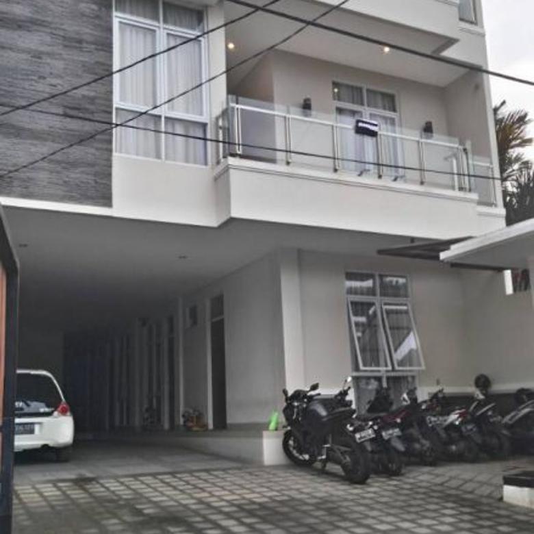 Jual Cepat kostan Mewah 20 Kamar daerah Tubagus Ismail Bandung Utara