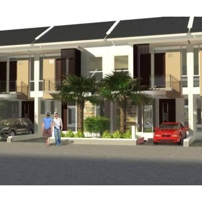Green Lotus Village, Rumah Minimalis Exclusive di Pondok Gede MD265
