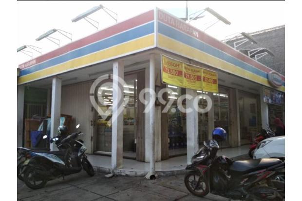Dijual Tanah dan Bangunan Indomaret di Duta Harapan