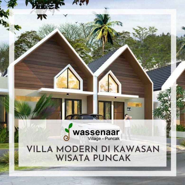 Villa Murah Lokasi Cipanas Puncak Ketinggian 1035mdpl