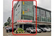 Disewa Ruko Hoek Strategis di TangCity Tangerang