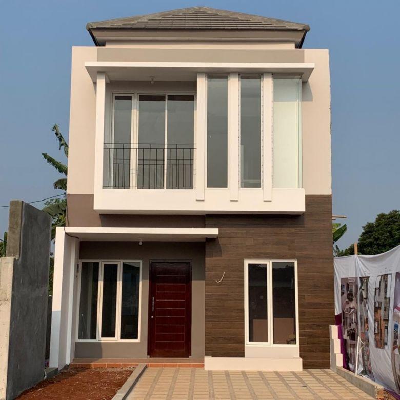 Dijual Rumah Cantik Eksklusif Mini Cluster di Jatiasih Bekasi