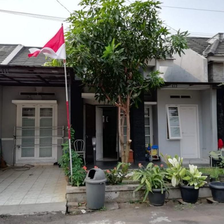 Dijual Rumah Lokasi Strategis di Merpati Residence, Tangsel