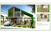 Rumah hunian tipe 105 The Green Setiabudi di Bandung Utara dekat Lembang