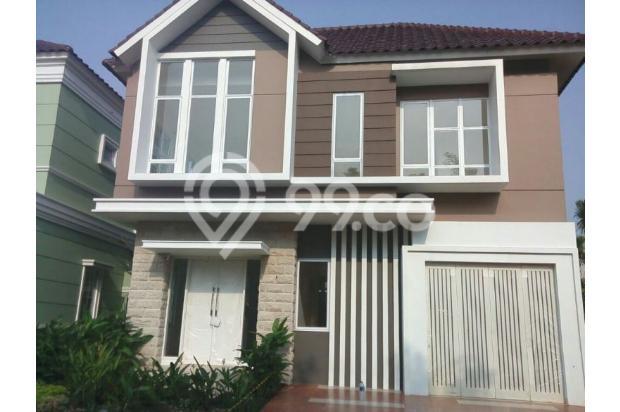 Rumah Modern Harga Keren Menteng Village Gading Serpong 8841375