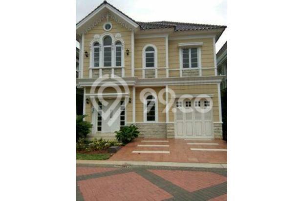 Rumah Modern Harga Keren Menteng Village Gading Serpong 8841392