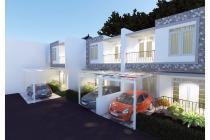 Dijual 3 Unit Rumah Bangunan Baru 2Lantai Jl.Raya Hankam Pondok Gede Bekasi