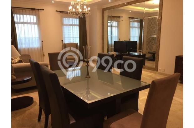 Apartment 3 BR di Bellezza Permata Hijau 18745963