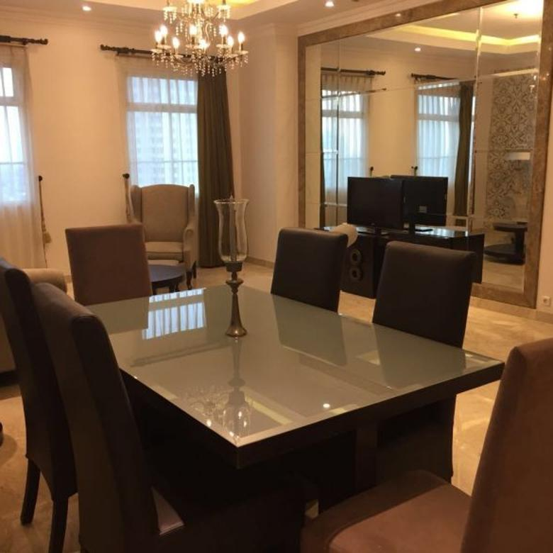 Apartment 3 BR di Bellezza Permata Hijau