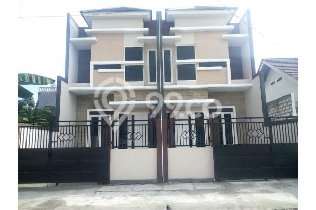 Rumah 2 Lantai Minimalis di MEER Rungkut Surabaya Timur bebas banjir bs KPR 14805493