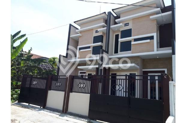 Rumah 2 Lantai Minimalis di MEER Rungkut Surabaya Timur bebas banjir bs KPR 14992442