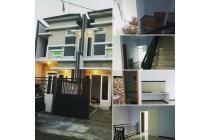 Rumah 2 Lantai Minimalis di MEER Rungkut Surabaya Timur bebas banjir bs KPR