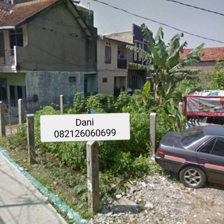 Tanah 210 m Dijual Di Kota Bandung, dekat Kampus Widyatama,