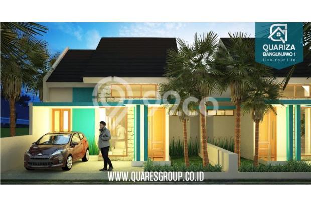 Rumah Cantik Minimalis TERMURAH 2KamarTidur Tipe 40  Di Bangunjiwo 2 Bantul 15145430