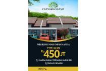 Rumah Baru Cilengkang pass Bandung Timur