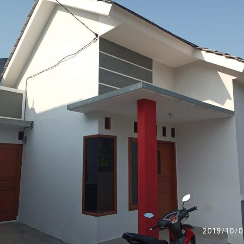 Cluster pribadi Tangerang Selatan