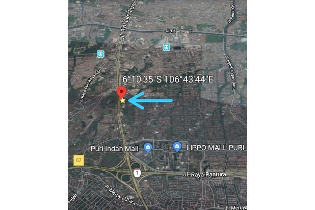 Rp22,3mily Tanah Dijual