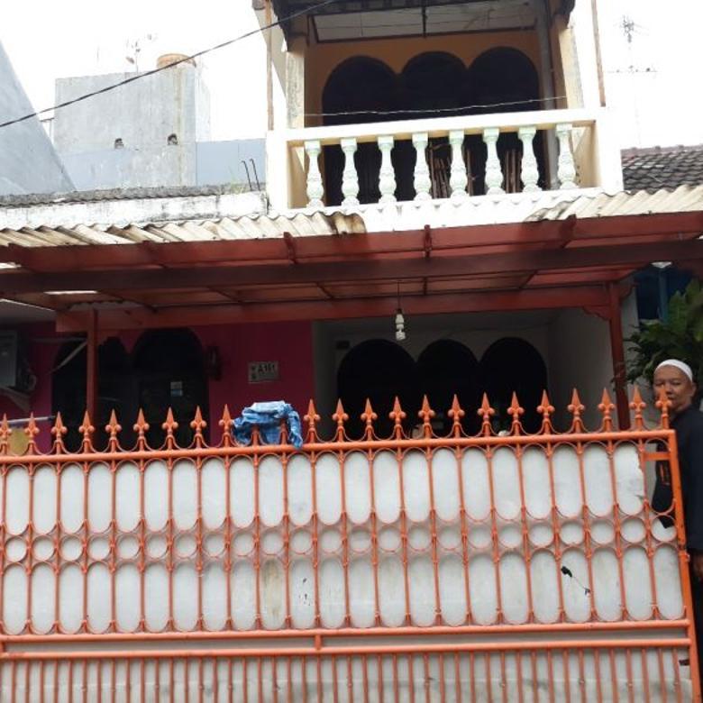 Rumah Seken 1 1/2 Lantai Full Dak Dekat Tol Bintara