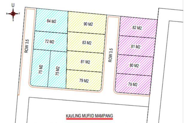 Investasi Kapling Depok, 15 Lokasi Bukan Mengada-Ada 14318537