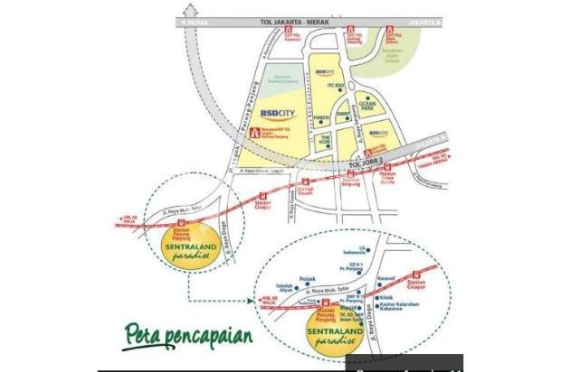 Harga Promo !! Rumah Nyaman 280 Juta Strategis Dekat BSD City & Stasiun 12313327
