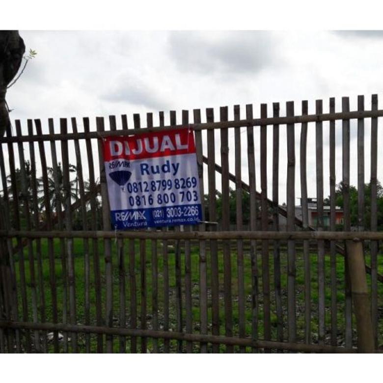 Dijual Tanah Jl,Raya Salembaran ,Kosambi Tangerang  Cocok untuk gudang dll