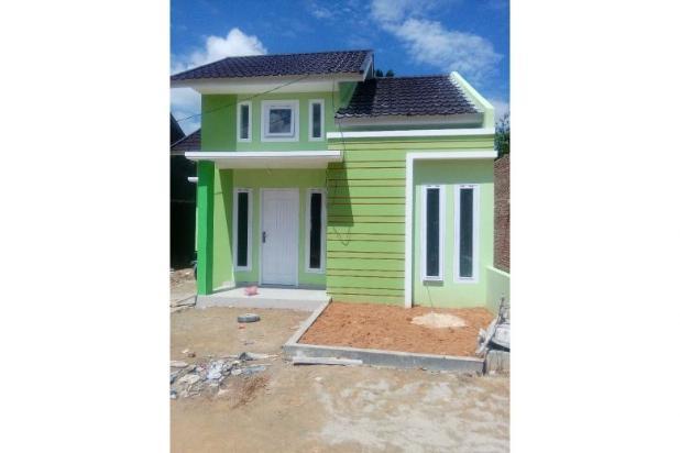 Rumah  Dijual Type  45  di  Panam Pekanbaru  dekat kampus UNRI