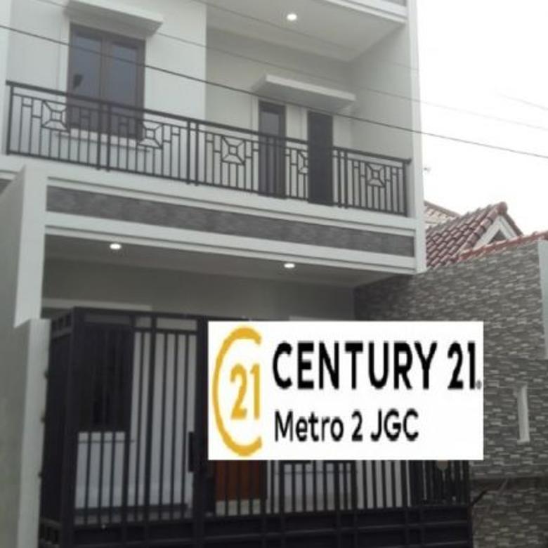 Dijual rumah baru minimalis di Metland Menteng Cakung