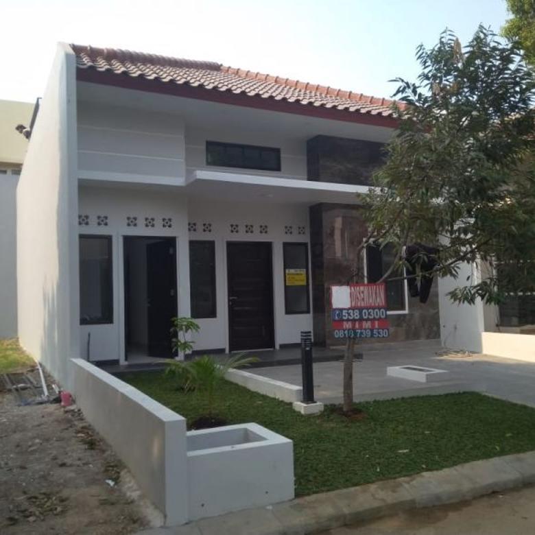 Rumah Siap Huni di Alam Sutera (Kode 235)